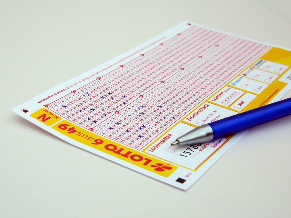pageimage history Lottery - History